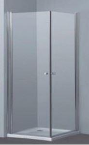 "Picture of מקלחון פינתי 2 דלתות עד  90ס""מ"