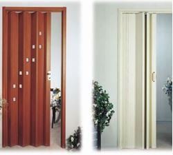 """תמונה של  דלת הרמוניקה דגם 134 ס""""מ"""